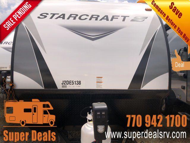 2018 Starcraft COMET MINI 17UDS