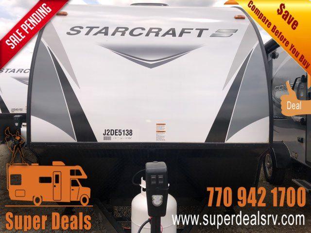 2018 Starcraft COMET MINI TT 17UDS
