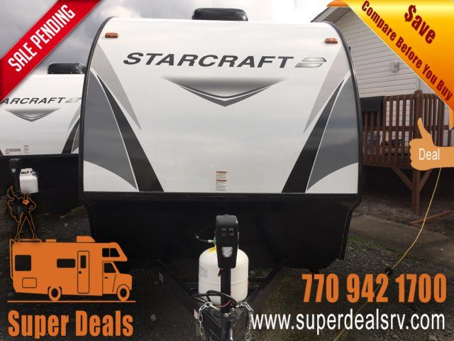 2018 Starcraft Comet MINI TT 17RB