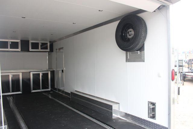 2018 Cargo Pro STEALTH Supreme Car Hauler 20 Enclosed Car Trailer with Premium Escape Door CONROE, TX 27