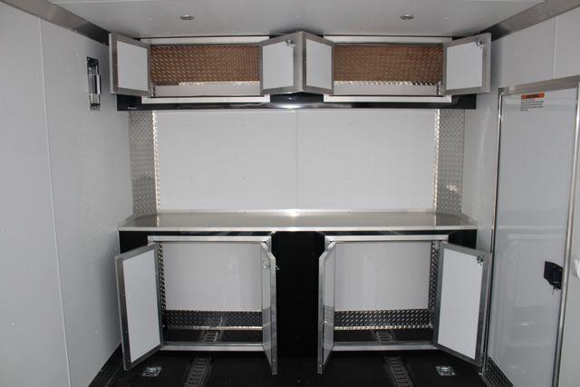 2018 Cargo Pro STEALTH Supreme Car Hauler 20 Enclosed Car Trailer with Premium Escape Door CONROE, TX 22