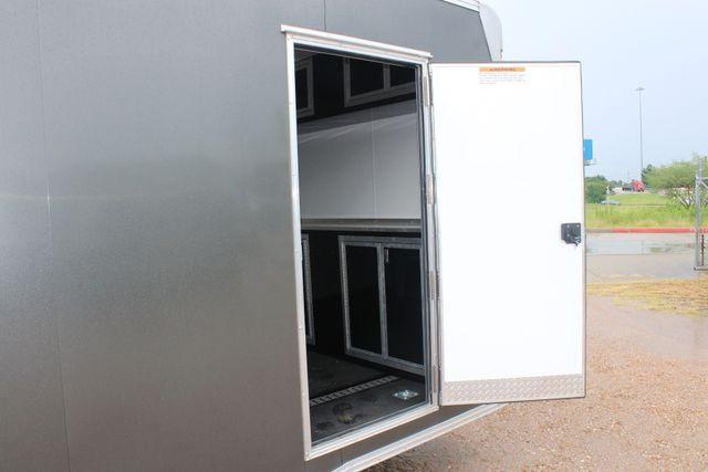 2018 Cargo Pro STEALTH Supreme Car Hauler 20 Enclosed Car Trailer with Premium Escape Door CONROE, TX 32