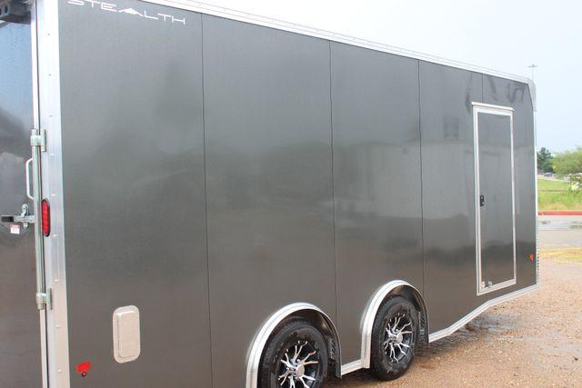 2018 Cargo Pro STEALTH Supreme Car Hauler 20 Enclosed Car Trailer with Premium Escape Door CONROE, TX 29