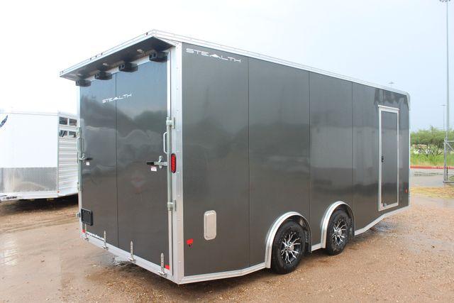2018 Cargo Pro STEALTH Supreme Car Hauler 20 Enclosed Car Trailer with Premium Escape Door CONROE, TX 30