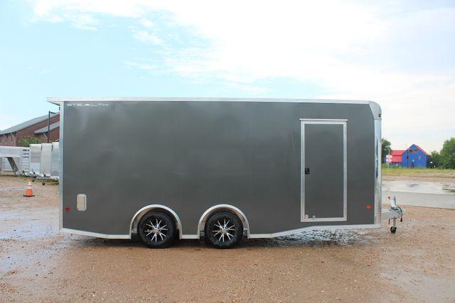 2018 Cargo Pro STEALTH Supreme Car Hauler 20 Enclosed Car Trailer with Premium Escape Door CONROE, TX 31