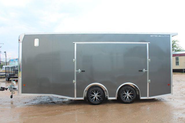 2018 Cargo Pro STEALTH Supreme Car Hauler 20 Enclosed Car Trailer with Premium Escape Door CONROE, TX 9