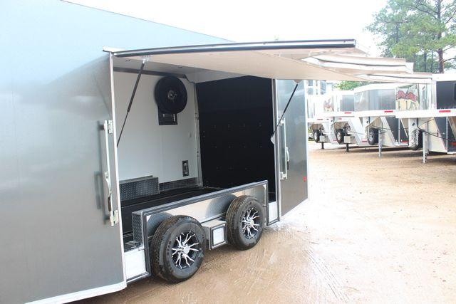 2018 Cargo Pro STEALTH Supreme Car Hauler 20 Enclosed Car Trailer with Premium Escape Door CONROE, TX 8