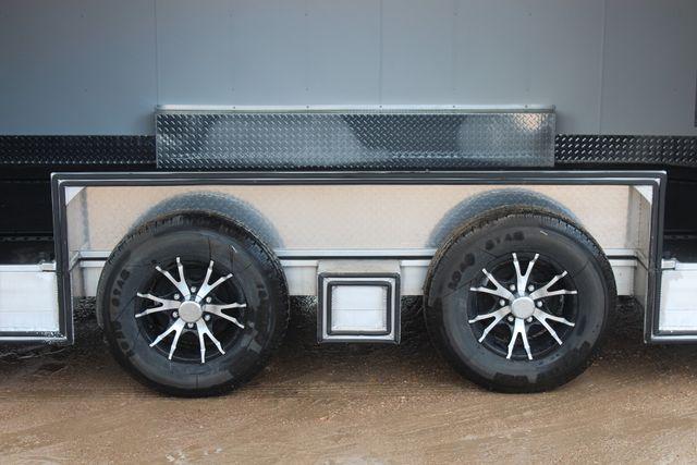 2018 Cargo Pro STEALTH Supreme Car Hauler 20 Enclosed Car Trailer with Premium Escape Door CONROE, TX 11