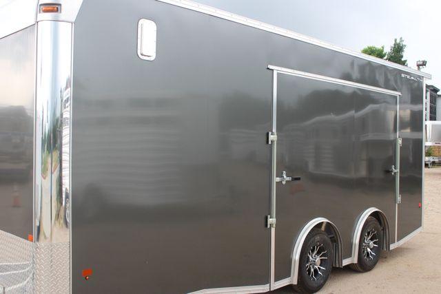 2018 Cargo Pro STEALTH Supreme Car Hauler 20 Enclosed Car Trailer with Premium Escape Door CONROE, TX 6