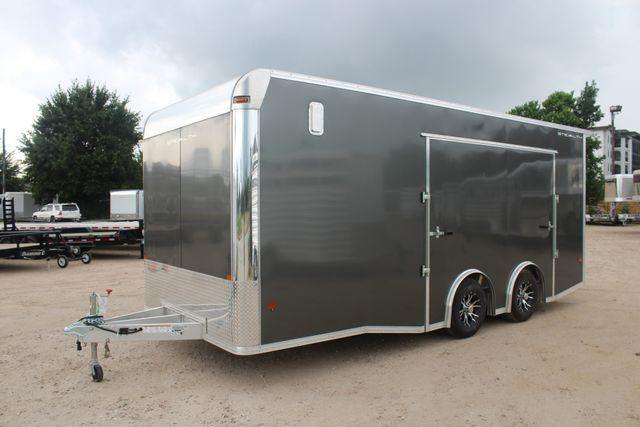 2018 Cargo Pro STEALTH Supreme Car Hauler 20 Enclosed Car Trailer with Premium Escape Door CONROE, TX 7