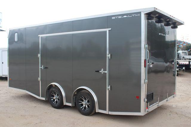 2018 Cargo Pro STEALTH Supreme Car Hauler 20 Enclosed Car Trailer with Premium Escape Door CONROE, TX 12
