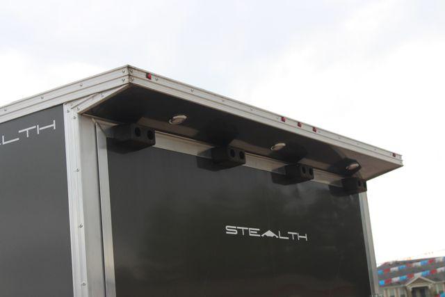2018 Cargo Pro STEALTH Supreme Car Hauler 20 Enclosed Car Trailer with Premium Escape Door CONROE, TX 15