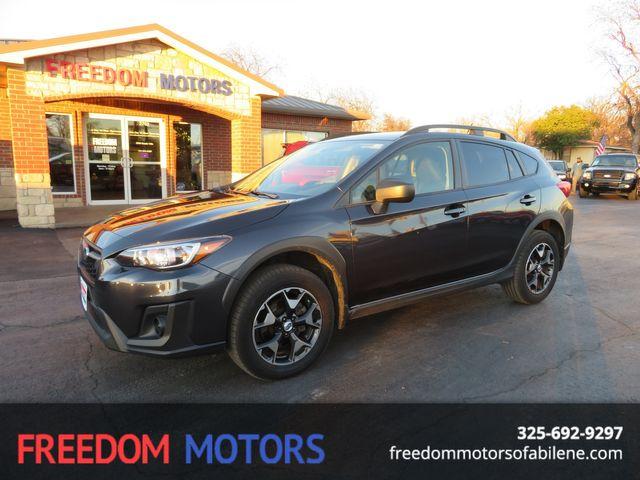 2018 Subaru Crosstrek  | Abilene, Texas | Freedom Motors  in Abilene,Tx Texas