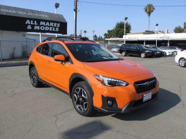 2018 Subaru Crosstrek Limited in Costa Mesa, California 92627