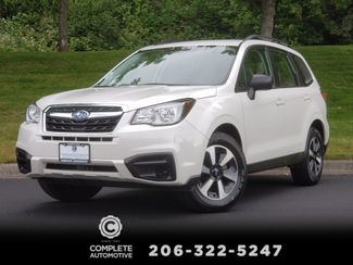 2018 Subaru Forester 2.5i All Wheel Drive