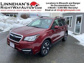 2018 Subaru Forester Premium in Bangor, ME 04401