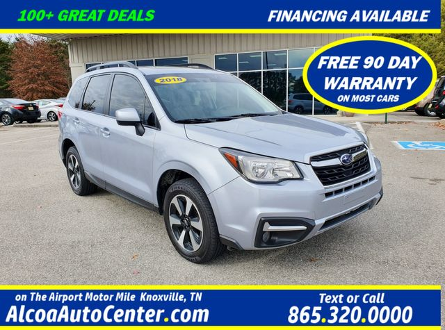 2018 Subaru Forester Premium AWD w/Eyesight
