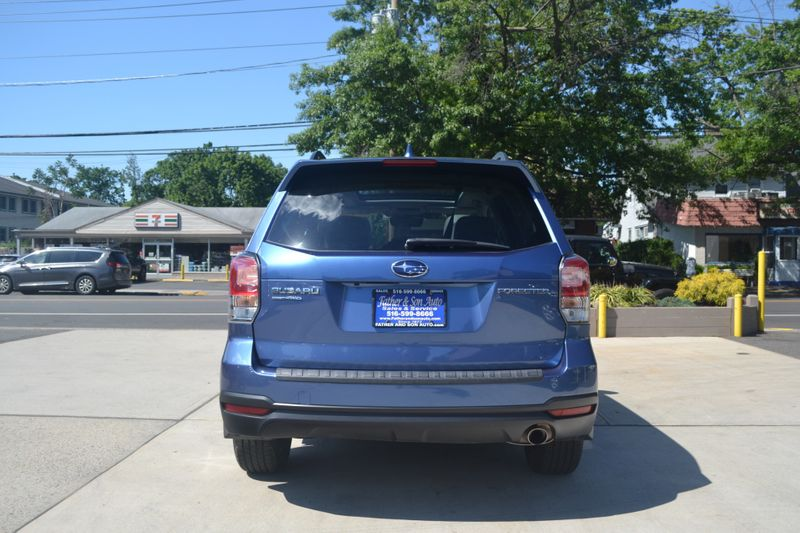2018 Subaru Forester Limited  city New  Father  Son Auto Corp   in Lynbrook, New