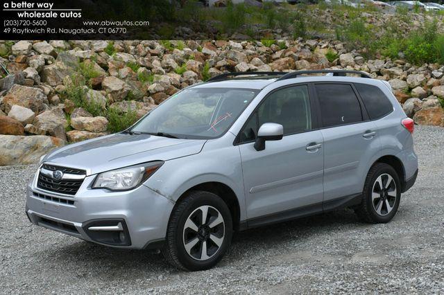2018 Subaru Forester Premium AWD Naugatuck, Connecticut