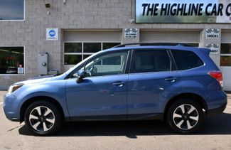 2018 Subaru Forester Limited Waterbury, Connecticut 3
