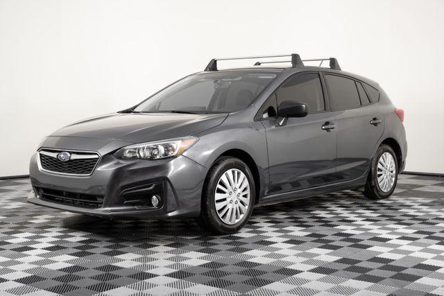 2018 Subaru Impreza 2.0i CVT 5-Door