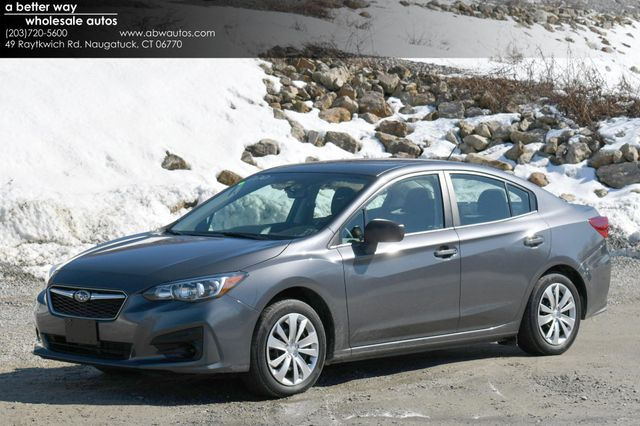 2018 Subaru Impreza Naugatuck, Connecticut