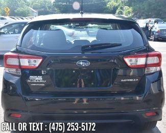2018 Subaru Impreza 2.0i 5-door Manual Waterbury, Connecticut 4