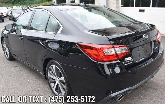 2018 Subaru Legacy Limited Waterbury, Connecticut 4
