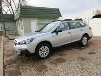 2018 Subaru Outback 2.5I in Fort Collins, CO 80524
