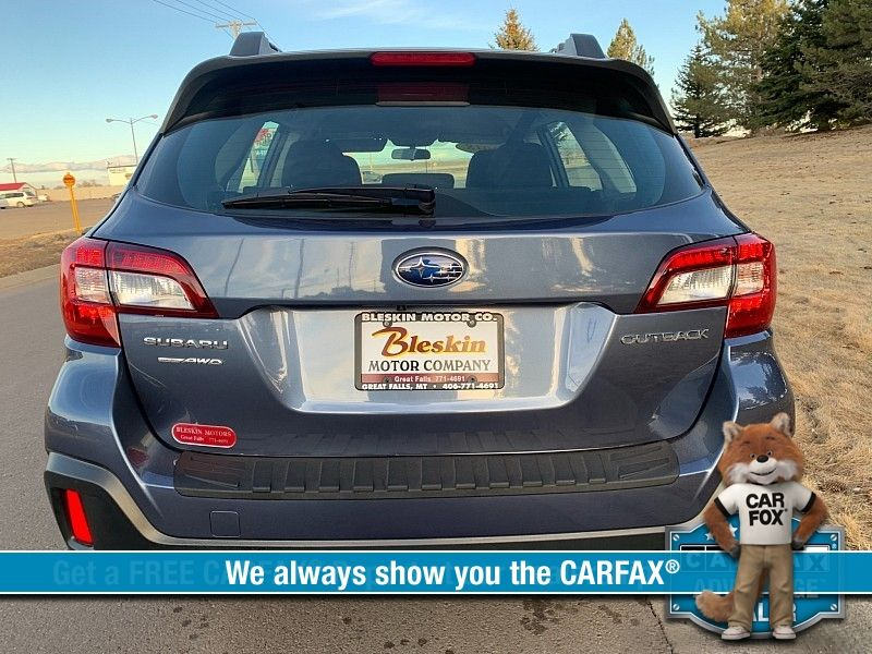 2018 Subaru Outback 4d SUV 25i  city MT  Bleskin Motor Company   in Great Falls, MT