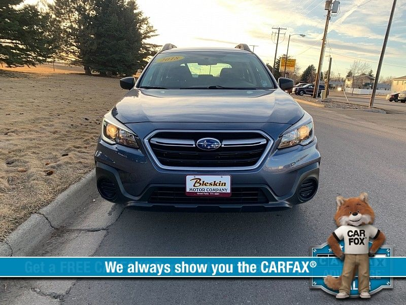 2018 Subaru Outback 4d SUV 25i  city MT  Bleskin Motor Company   in Great Falls, MT