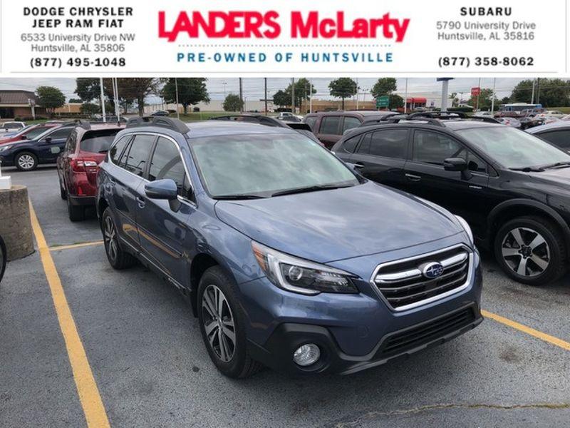 2018 Subaru Outback Limited | Huntsville, Alabama | Landers Mclarty DCJ & Subaru in Huntsville Alabama