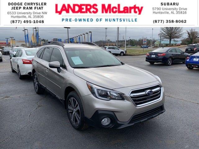 2018 Subaru Outback in Huntsville Alabama