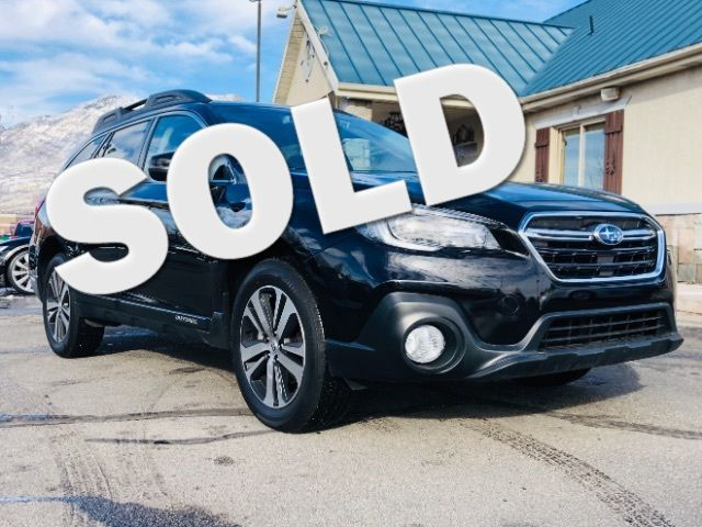 2018 Subaru Outback Limited LINDON, UT