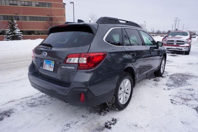 2018 Subaru Outback Premium Maple Grove, Minnesota 7