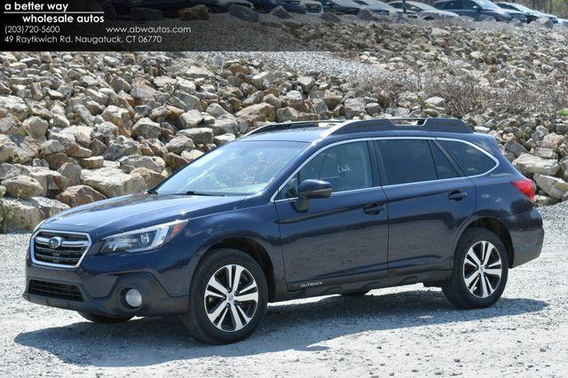 2018 Subaru Outback Limited AWD Naugatuck, Connecticut