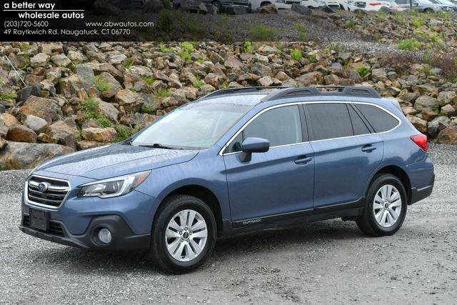 2018 Subaru Outback Premium AWD Naugatuck, Connecticut