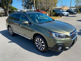 2018 Subaru Outback OUTBACK TOURING LEATHER ROOF THULE RACK  Plant City Florida  Bayshore Automotive   in Plant City, Florida