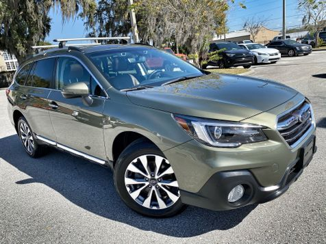 2018 Subaru Outback OUTBACK TOURING LEATHER ROOF THULE RACK in Plant City, Florida