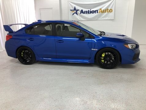 2018 Subaru WRX STI | Bountiful, UT | Antion Auto in Bountiful, UT