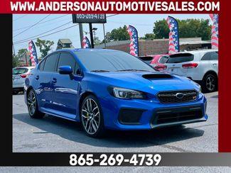 2018 Subaru WRX STI Limited in Clinton, TN 37716