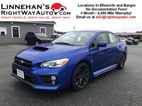 2018 Subaru WRX Premium in Bangor