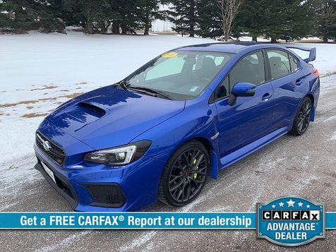 2018 Subaru WRX 4d Sedan STI in Great Falls, MT