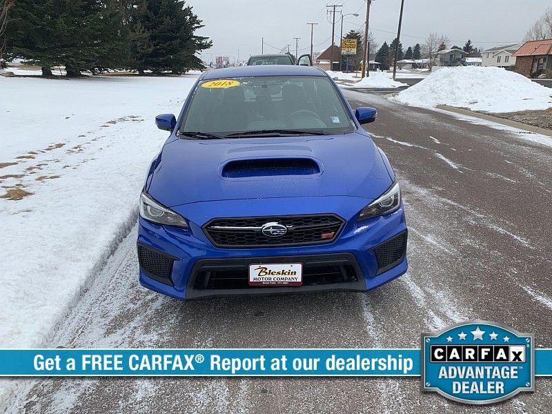 2018 Subaru WRX 4d Sedan STI  city MT  Bleskin Motor Company   in Great Falls, MT