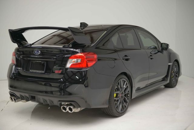 2018 Subaru WRX STI Houston, Texas 11