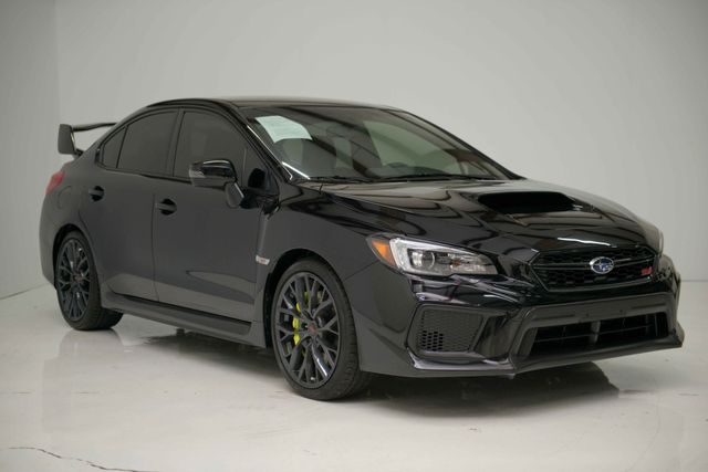 2018 Subaru WRX STI Houston, Texas 1