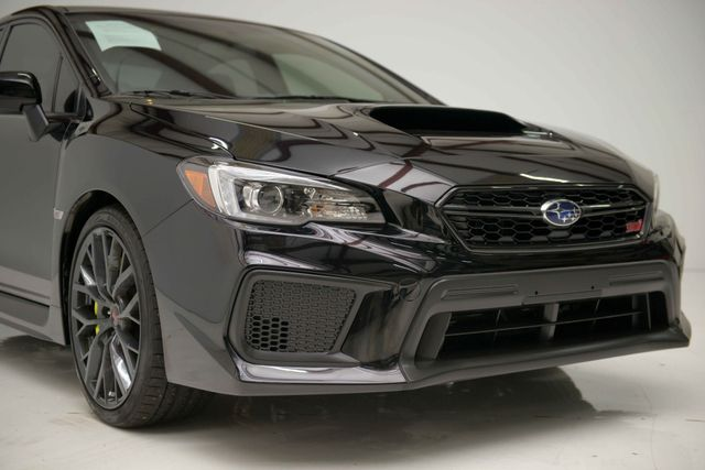 2018 Subaru WRX STI Houston, Texas 7