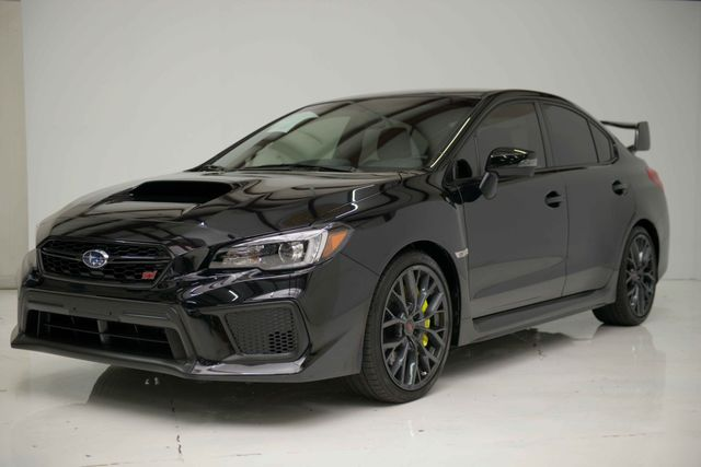 2018 Subaru WRX STI Houston, Texas 3