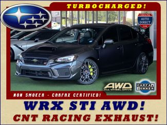 2018 Subaru WRX STI AWD - HEATED LEATHER - CNT RACING EXHAUST! Mooresville , NC