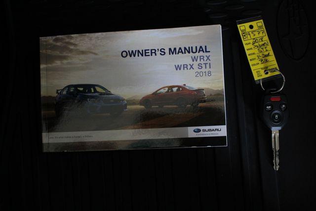 2018 Subaru WRX STI AWD - HEATED LEATHER - CNT RACING EXHAUST! Mooresville , NC 19